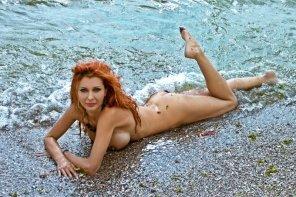 Attractive Naked Mermaid Pic Pics
