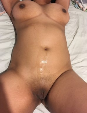 amateur photo my nightly routine isn't complete without cum