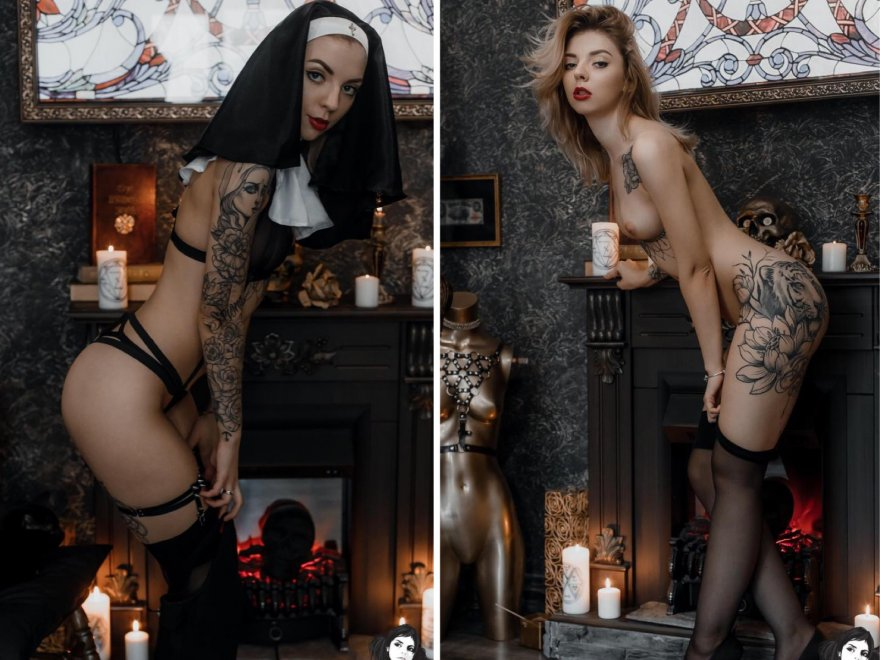 Forgove our sins Porn Photo