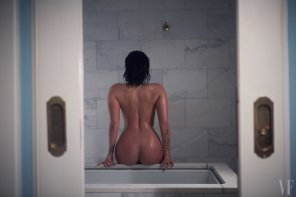 amateur photo Demi Lovato has got a PHAT ass