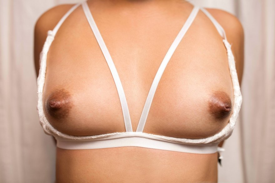 Original Content[OC] We felt like having a little late night [F]un. Loves to have her nipples sucked, any takers? Porn Photo
