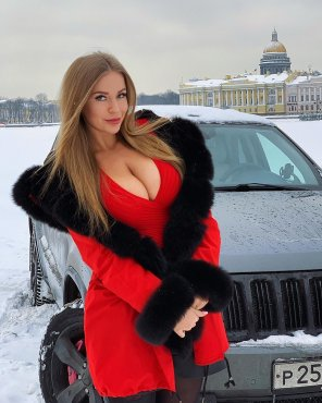 amateur photo From Russia with love