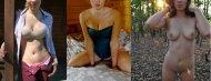 amateur photo Cabin Goddess