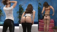 Remy Lacroix - 3Pic Massage Booty Collage
