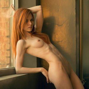 amateur photo Lovely redhead perfection
