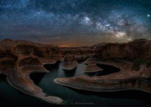 amateur photo Reflection Canyon, Glen Canyon, UT [1200x 853] [OC]