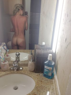 amateur photo Ass Triangle