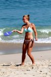 amateur photo Paddleball Babe