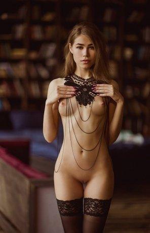 amateur photo All dat lace - Maria Zakharova
