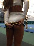 amateur photo cheerleader