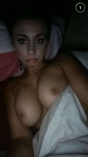 amateur photo Big ol titties 3