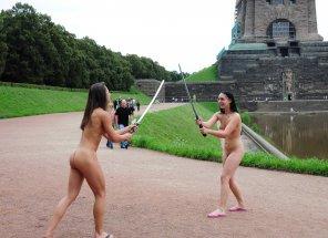amateur photo Naked Larpers