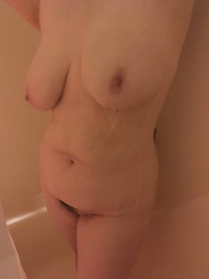 amateur photo Sexy shower time