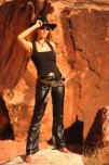 amateur photo Cowgirl Hayley Marie Coppin