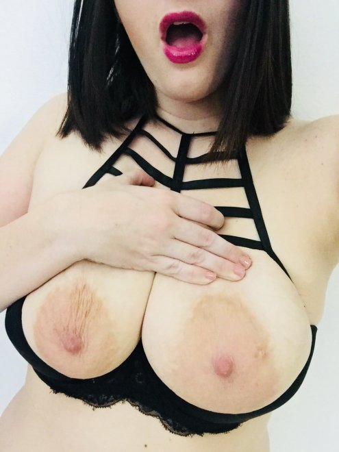 Just had a fun little Domme session! Porn Photo