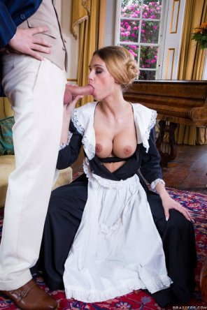 amateur photo wonderful maid