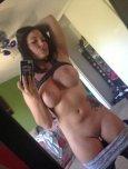 amateur photo Busty selfie