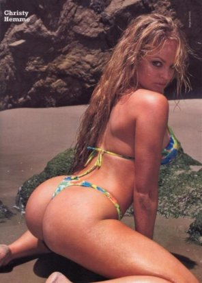 amateur photo Christy Hemme