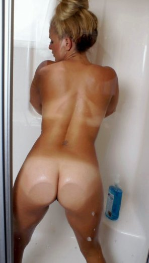 amateur photo Sexy ass tanlines