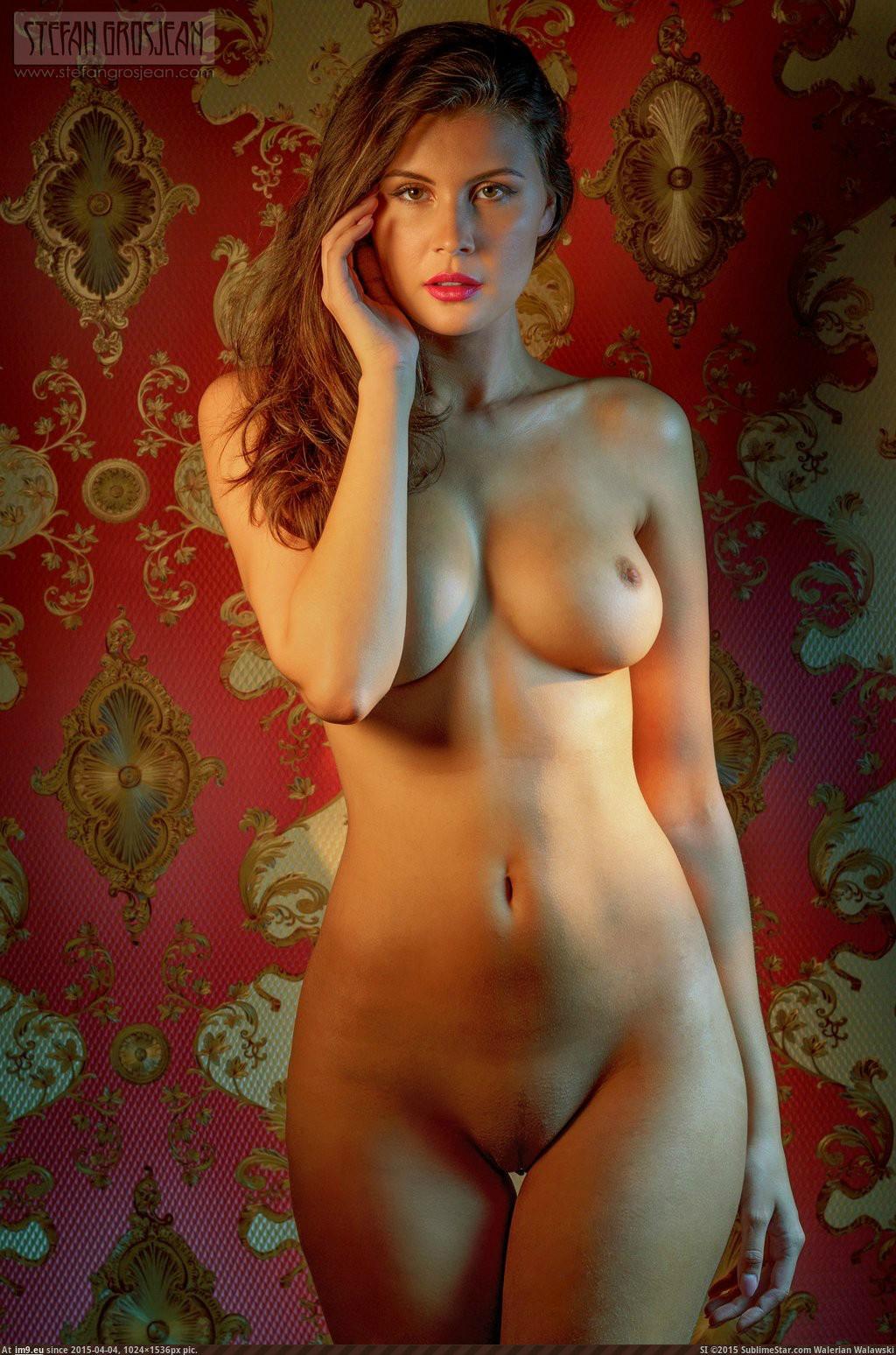 Olga Kaminska Nude