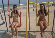 Real Latina amateur swingers.