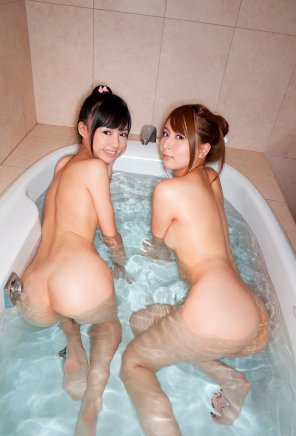 amateur photo Two lovely asians