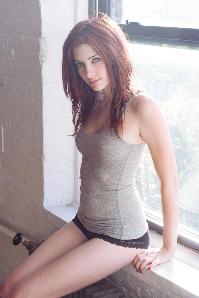 Beautiful redhead girl porn