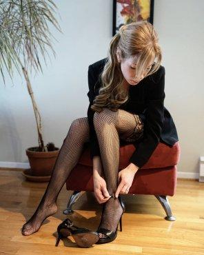 amateur photo Quebec Girl
