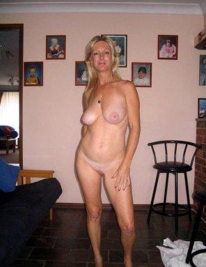 amateur photo Proud grandma