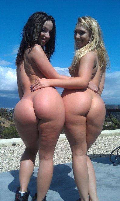 Jada & AJ Porn Photo