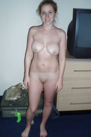 amateur photo Pale beauty