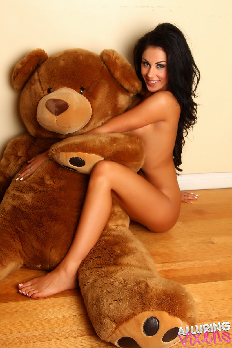 Remarkable, rather and a bear nude girl about