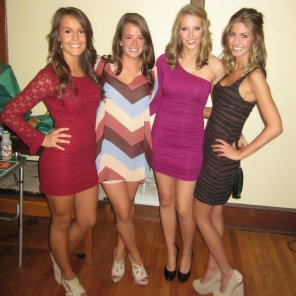 amateur photo Sorority girls