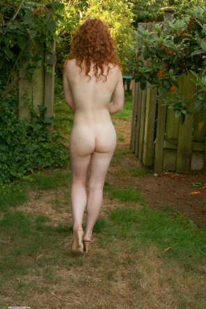 amateur photo Pale beauty in the garden