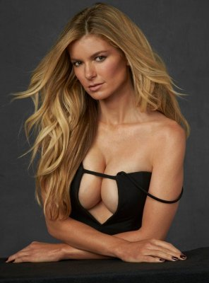 amateur photo Marisa Miller ready to pop out