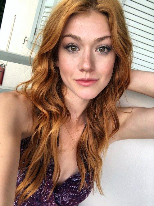 Katherine McNamara Porn Photo