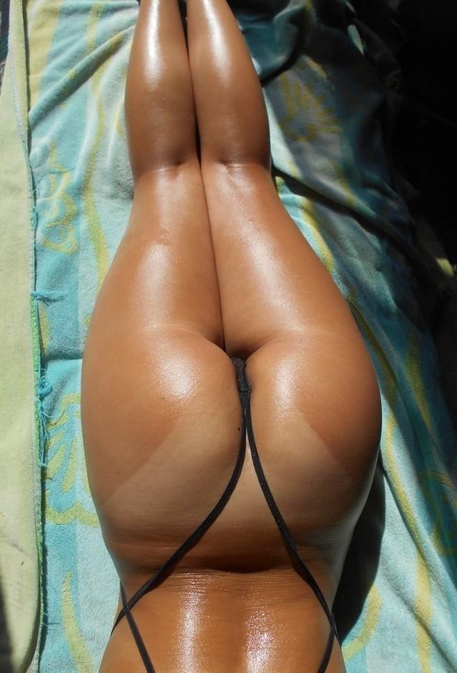 πανέμορφη Ebony γυμνά