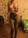 amateur photo [f] what do you think of my pantyhose?