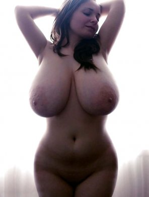 amateur photo Great shape!