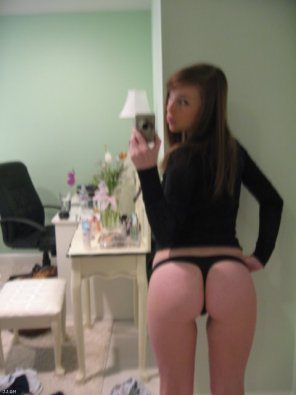 amateur photo Great boody