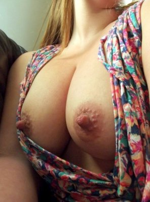 amateur photo Real nipples