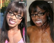 Ana Foxxx - Cumbang - Before & After