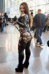 amateur photo Lady Venom cosplay