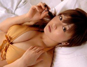 amateur photo Azusa Yoshizuki