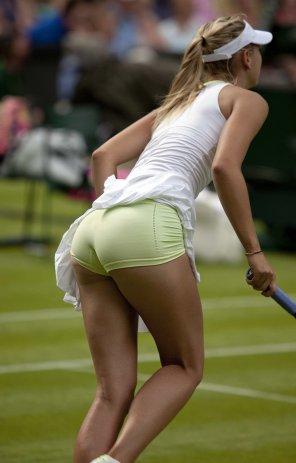 amateur photo Maria Sharapova