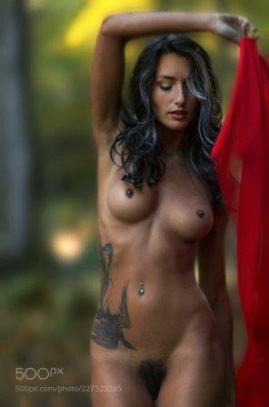 amateur photo Excellent body