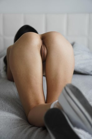 amateur photo Tell me what would you do to my ass? [F]