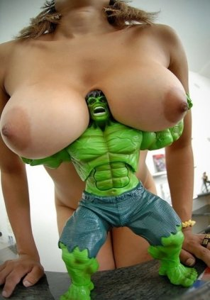 amateur photo hulk tits