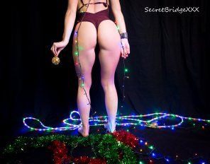 amateur photo [OC] I love Christm-ass! I have a whole album if you like this one! 😘
