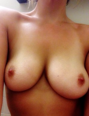 amateur photo One pair of boobs